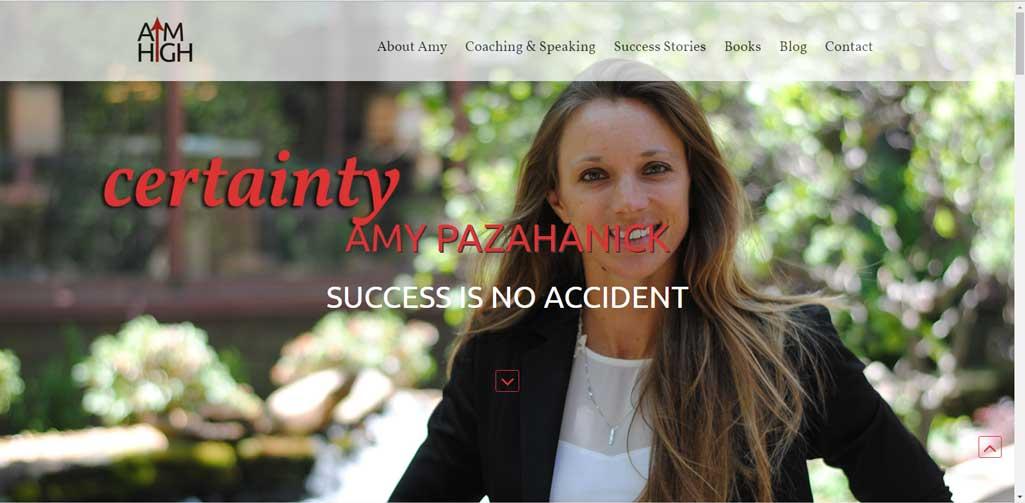 Amy Pazahnaick