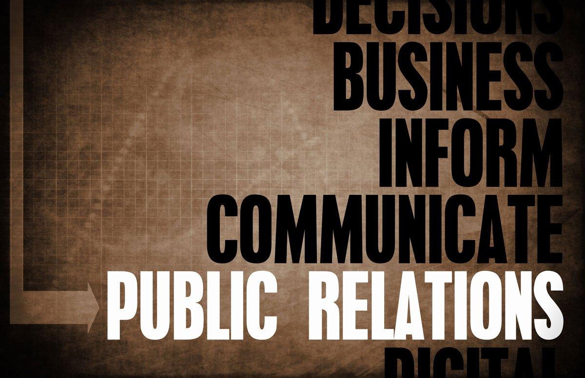 公共关系服务